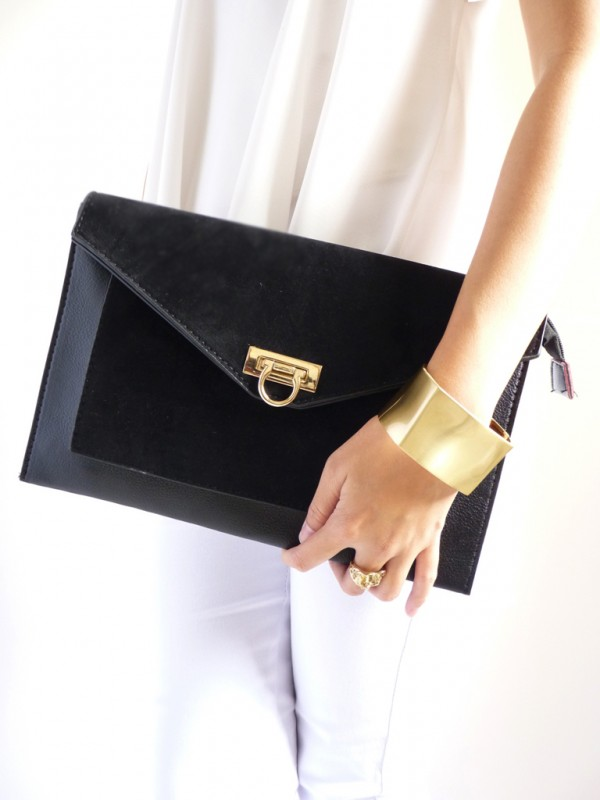 Malaysia_Online_Shopping_Tuesday_Couture_Avery_Suede_Clutch_1