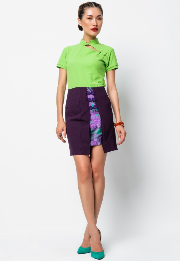 mell 41 green purple skirt_5