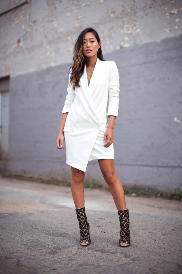 song-of-style-blazer-dress