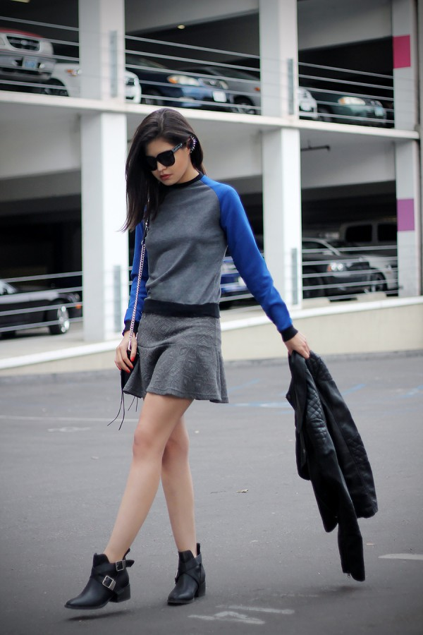 06-celine-audrey-sunglasses-skater-skirt-rebecca-minkoff-mini-mac-leather-jacket-ootd (1)