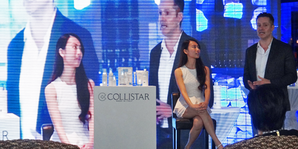 Event: Collistar Shape Up Challenge Winners & Essential White Skincare Launch