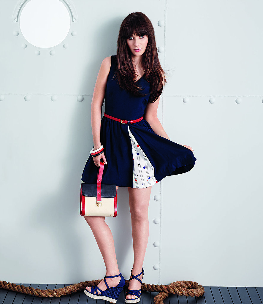 Zooey Deschanel's Clothing Line: To Tommy, From Zooey – A Shopaholic's Den