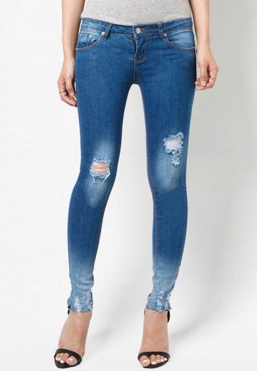 Mid week fashion inspiration: ripped jeans – a shopaholic's den