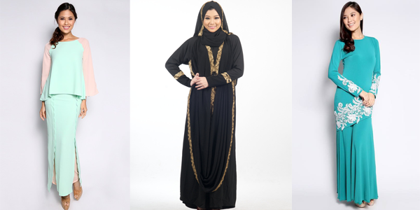 Raya 2014 Fashion Picks – Part II