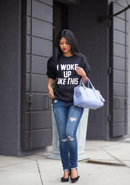 I WOKE UP LIKE THIS SWEATSHIRT_SHOPPRIVATEPARTY_BEYONCE_LYRICS_ABERCROMBIE_JEANS_BRAHMIN_GEMMA_SATCHEL_SOLE_SOCIETY_ELISA_PUMPS_WANDERLUST_AND_CO_JEWELRY_LA_STREETSTYLE_BLOGGER-242