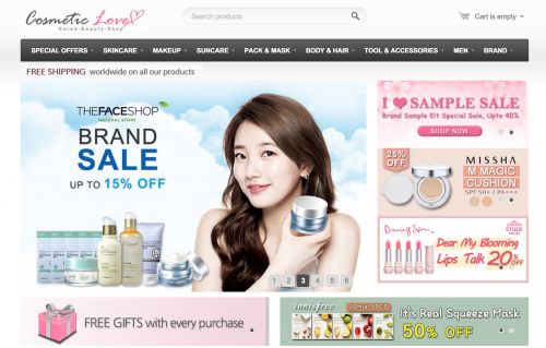 korean beauty products online