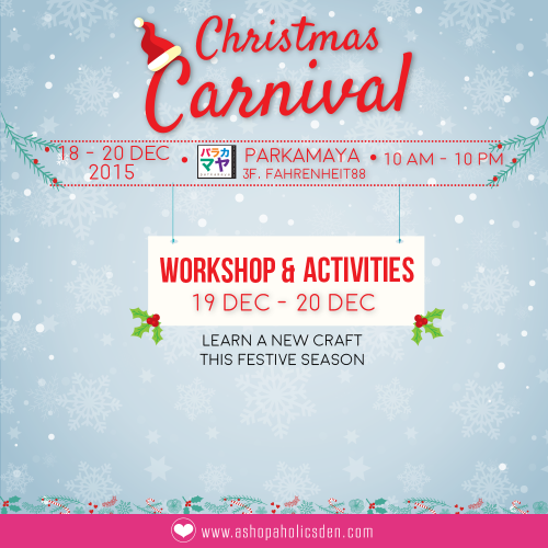 workshop & activities